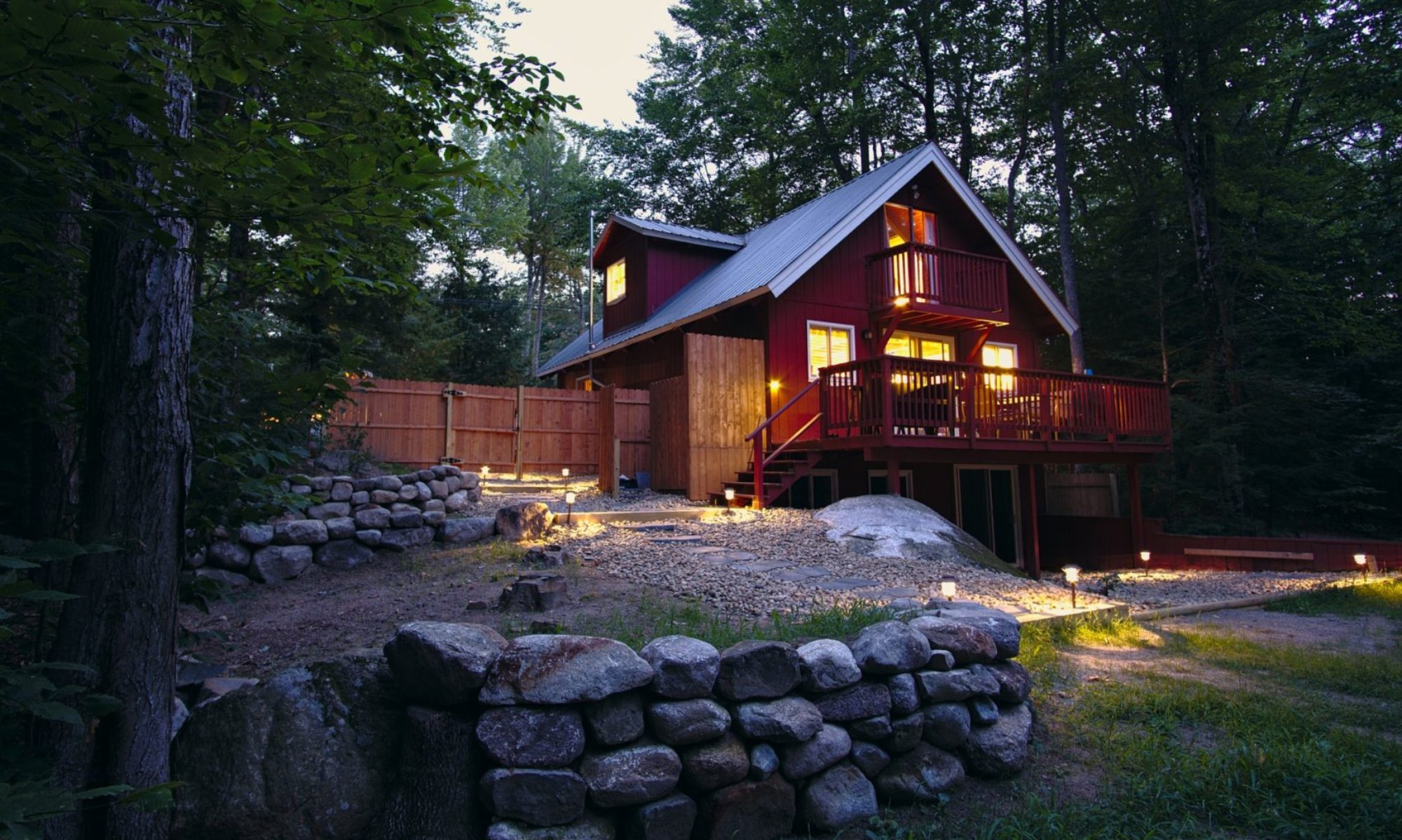 Twin Pines Chalet